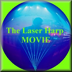 Click here to view a short movie of the Jarrelook laser harp for real...