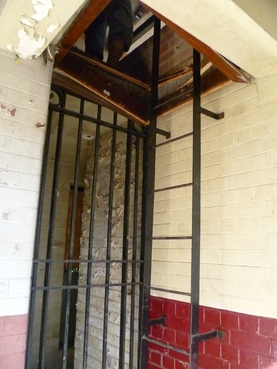 Aston Hall Mental Hospital Near Derby