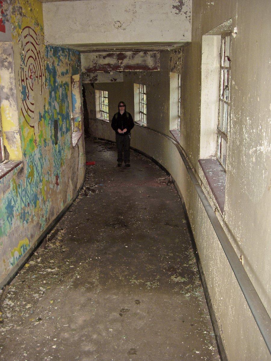 Alexandria Unit Barrow Gurney Asylum Near Bristol