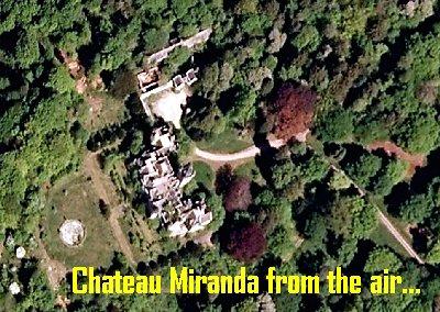 Chateau Miranda Noisy Belgium