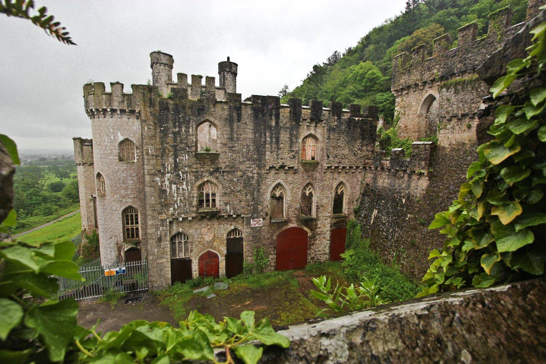 Pics Of Open Floor Plans Gwrych Castle